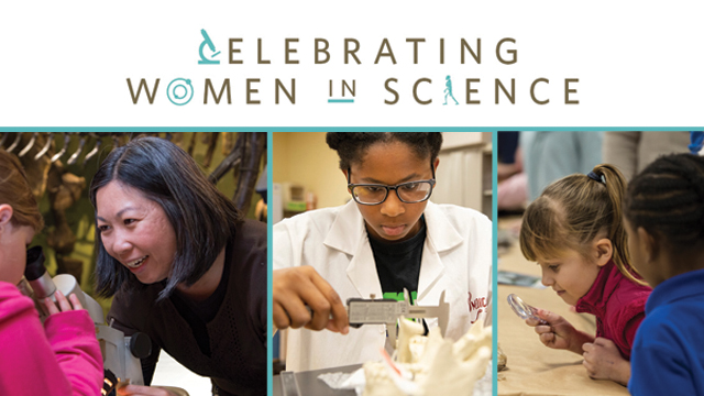 Women In Science Cleveland Museum Of Natural History